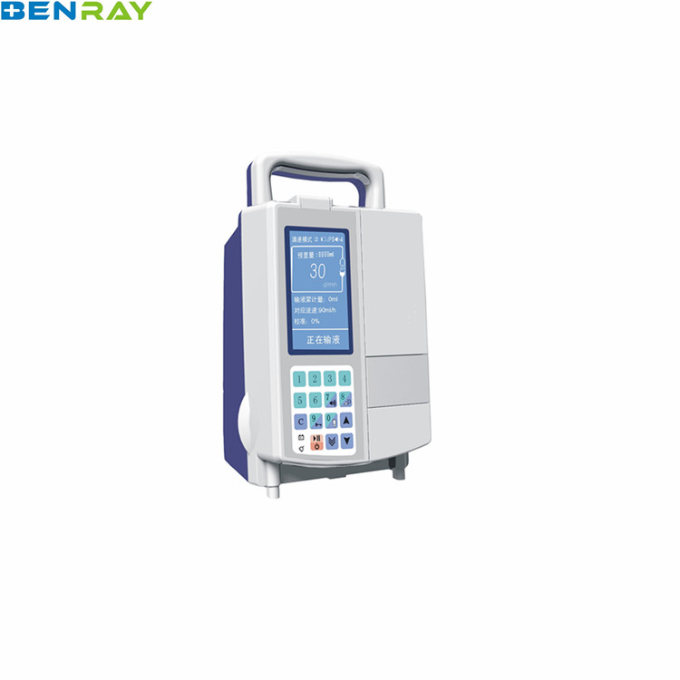 BR-IF05 Disposable Infusion Pump Volumetric Infusion Pump Elastomeric Infusion Pump