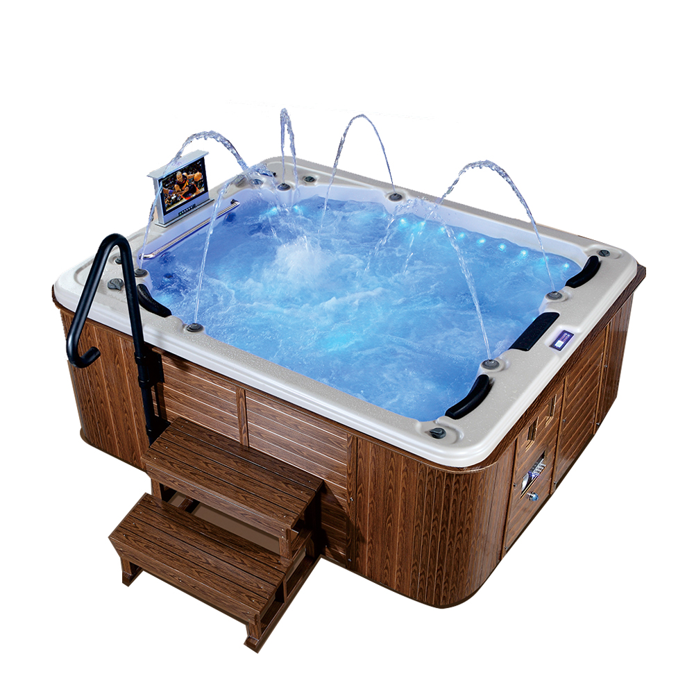Spa 018 Luxury Tv Spa Tubs Indoor Hot Tubs Sale 5 Person Buy Indoor Hot Tubs Sale 5 Person Luxury Spa Tub Tv Spa Tubs Product On Alibaba Com