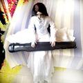 1 3 1 4 BJD Doll props bjd Guqin wood lyre