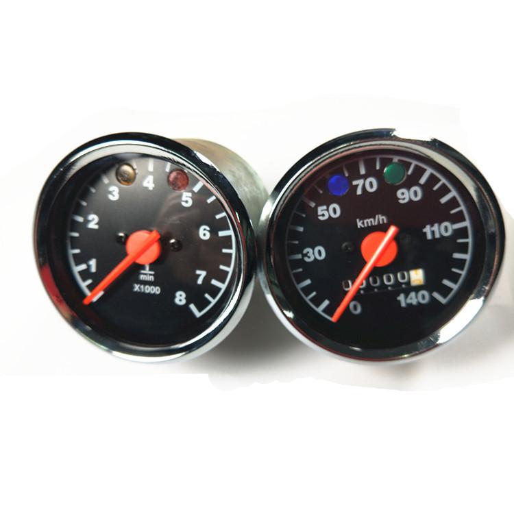 Цифровой тахометр, спидометр, тахометр для мотоциклов mz etz 250