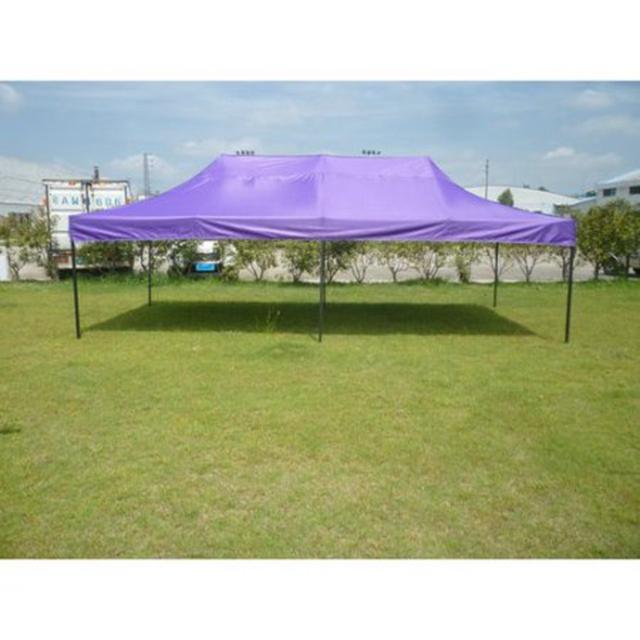 Purple Color 10 Ft W X 20 Ft D Steel Frame Waterproof Poof Pop Up Party Tent Car Garage Outdoor Carport Buy Outdoor Carport Car Garage Party Tent Product On Alibaba Com