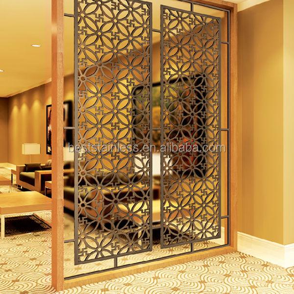 ديكور داخلي مطعم التقسيم جدار غرفة صالون فواصل زجاجية Buy غرفة مقسم جدار التقسيم غرفة مقسم الشاشة Product On Alibaba Com