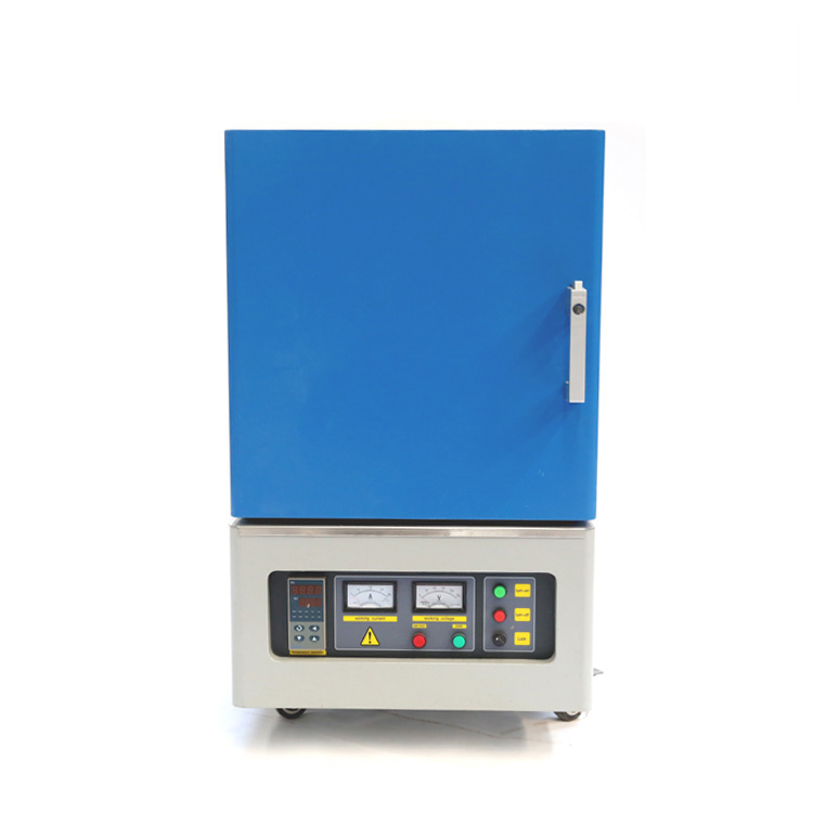 High Quality 1200 Degree Excellent Heating Capability Muffle Furnace For Thermal Processing