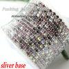 silver base mix purple