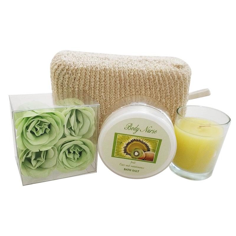 Оптовая продажа, подарочный набор для домашнего использования, корзины для киви, спа-ванны, Шэньчжэнь, 5000 шт., 7 шт.