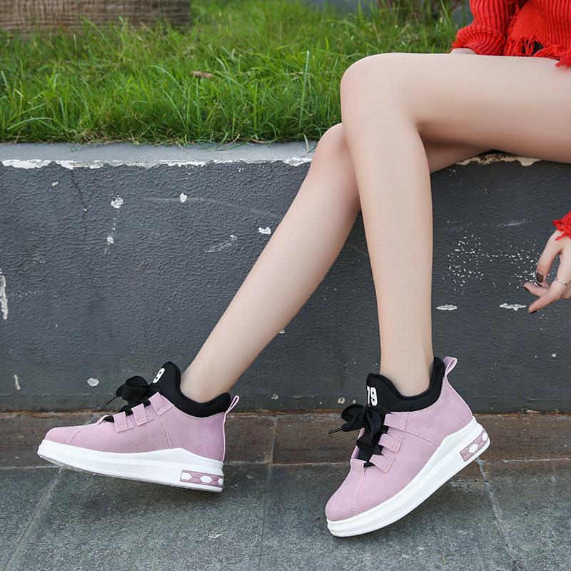 Китай, оптовая продажа, дизайнерская женская спортивная обувь, повседневные женские кроссовки на платформе