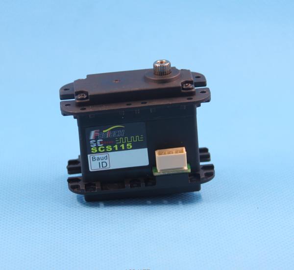 Feetech 15 кг Крутящий момент смарт-робот сервопривод SCS115 для обучения стеблю