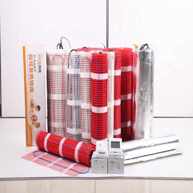 US market  radiant 120V or  240V   underfloor heat mat