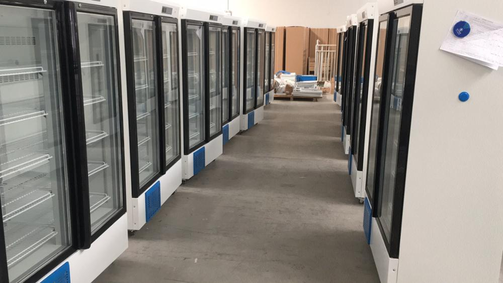 BIOBASE Small Vertical 2~8 Degree Pharmacy laboratory Refrigerator