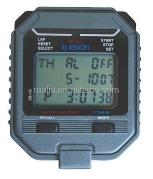 Electronic Digital Stopwatch Electronics digital Stop Watch