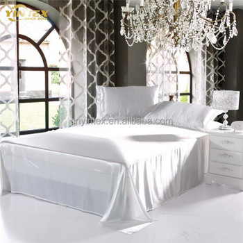 Luxury Silk Smoothly 100% Mulberry Black Silk Bedding Sets
