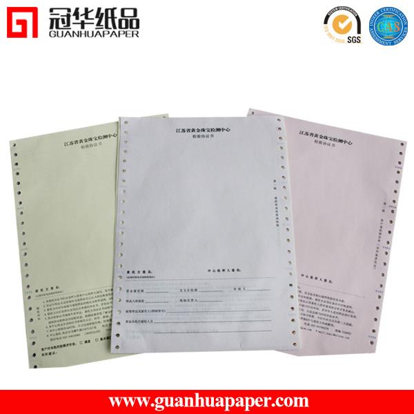 Chinese Supplier computer bill printer paper