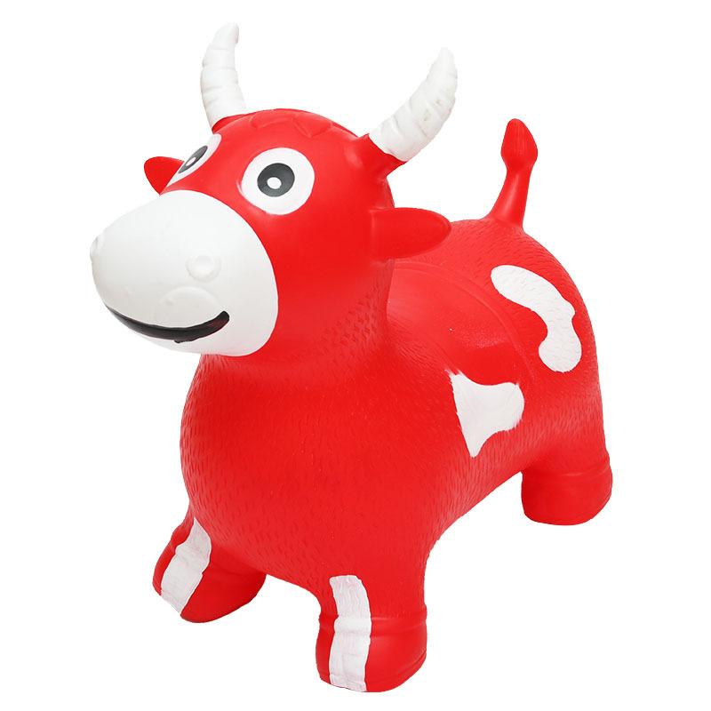 Новый тип, надувной ПВХ бункер, прыгающее животное, Прыгающая лошадь, игрушки для детей