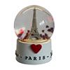 Tema de amor Eiffel torre