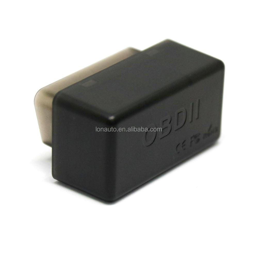 TOP selling support customization obd2 wifi obd2 scanner adapter wifi check engine and trouble code EOBD OBD11