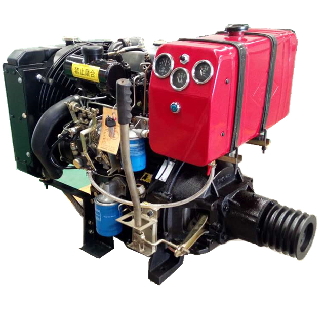 china types of twin diesel engine 33hp power horse best price