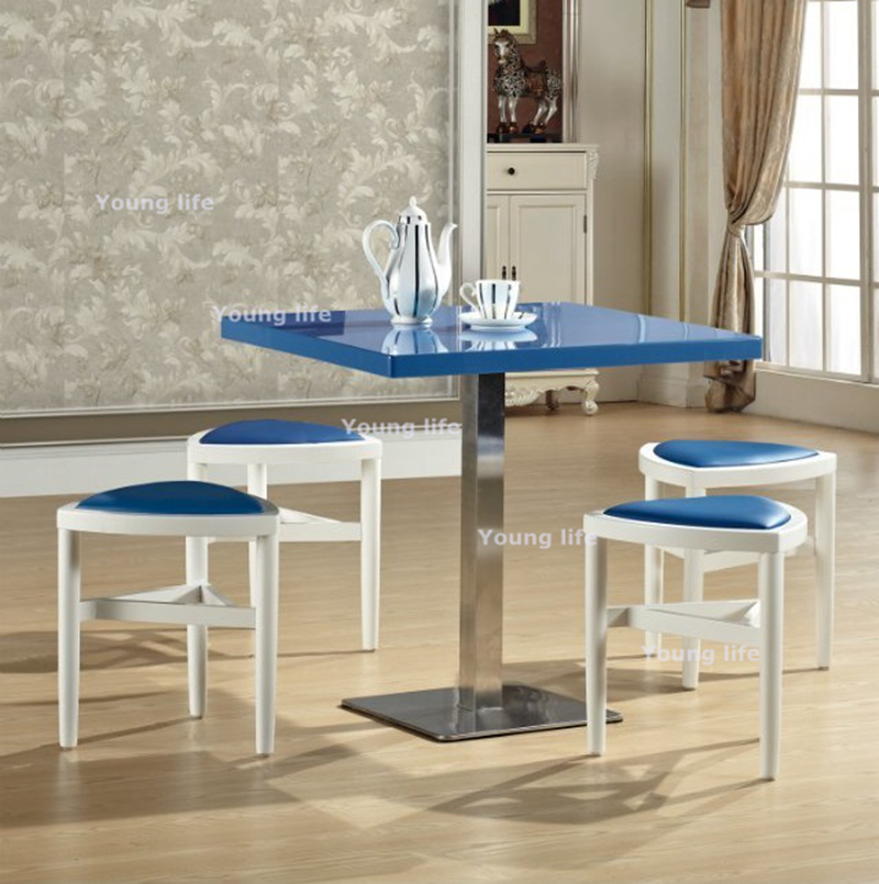 Mediterranean Style Dining Room Sets: Fresh Mediterranean Style Dining Table Chair Set (HF 333