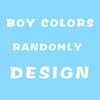 Boys Color