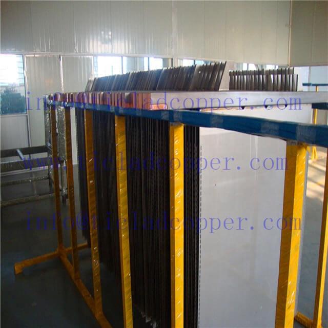 Permanent Stainless Steel cathode plate /titanium Cathode Plate