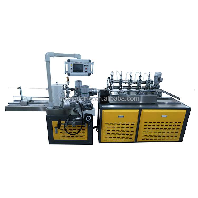 Ps-80 High Speed Automatic Paper Drinking Straw Making Machine,Paper Drinking Straw Machine