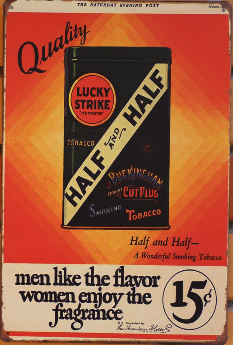 20*30cm Metal Tin Sign Poster Vintage A Wonderful Smoking Tobacco Tin Bar pub home Decor Retro Metal Art Poster