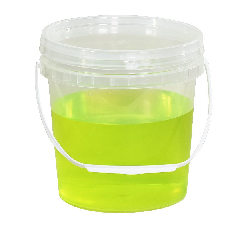 1 to 20 littre Transparent plastic PP bucket Food packaging bucket