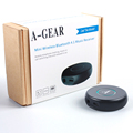 AGEAR Wireless 4 1 Bluetooth Receiver Adapter 3 5mm Audio Music Bluetooth CSR8635 Aux Receptor for