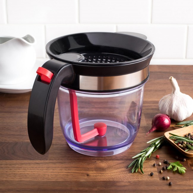 4 Cups Plastic Measuring gravy Fat Food Oil Separator