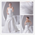 Brand   style Bride Sexy White Strapless Silk Ball gown Wedding dress AWD31