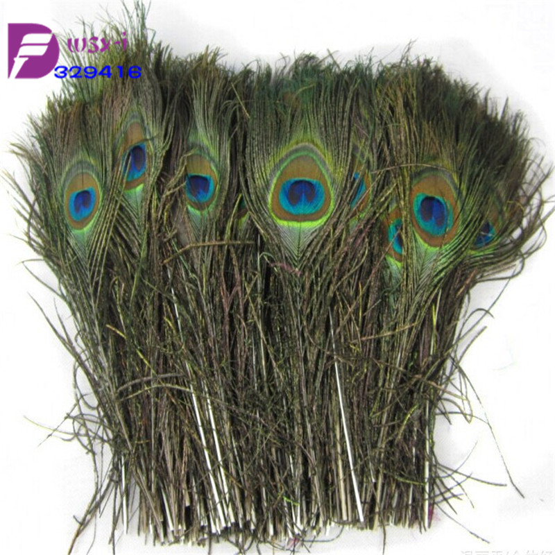 peacock feather wholesale 500pcs natural long 10 12 peacock feathers centerpieces cheap bulk. Black Bedroom Furniture Sets. Home Design Ideas
