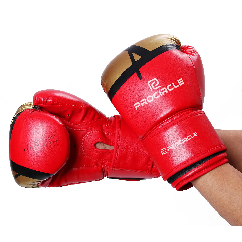 MMA регулируемые Боксерские перчатки для взрослых