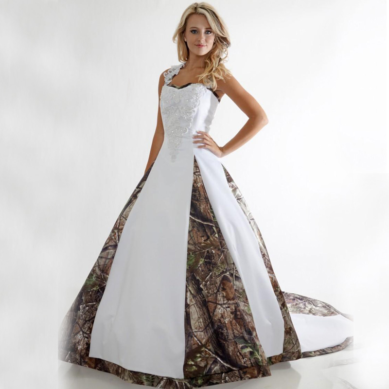 Wedding Dress Gallery 2016 Some Matters In Choosing The Camo