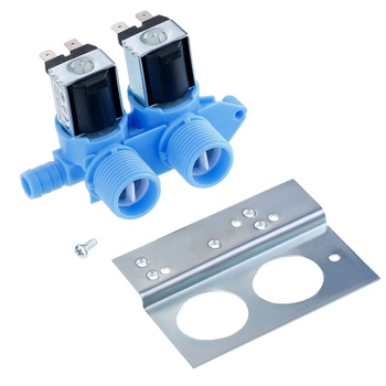 Factory price 285805 W10356257 Whirlpool washing machine water solenoid inlet valve