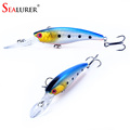 Brand 8g 9cm Lifelike Hard Fishing Minnow Lure Artificial Wobbler Fishing Bait Wobbler Floating Japan Carp
