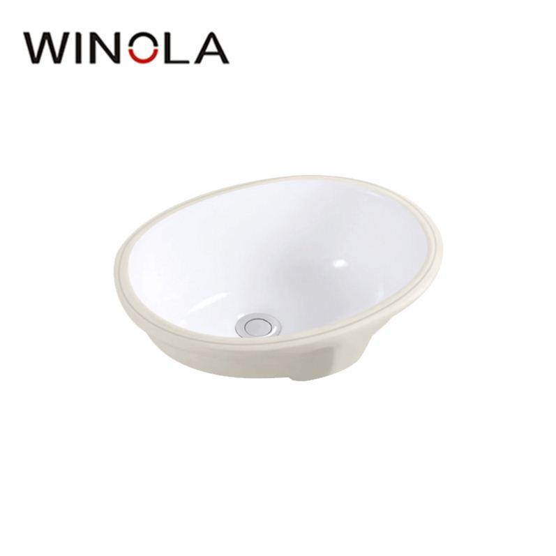 Dasi Ceramic Bathroom Vessel Sink Porcelain Bowl Vanity Basin 21 Inch Buy Bathroom Sinks Porcelain Sink Washing Basin Product On Alibaba Com