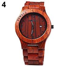 Мужские Роскошные Кварцевые повседневные наручные часы ручной работы из натурального кленового дерева orologio donna(Китай)