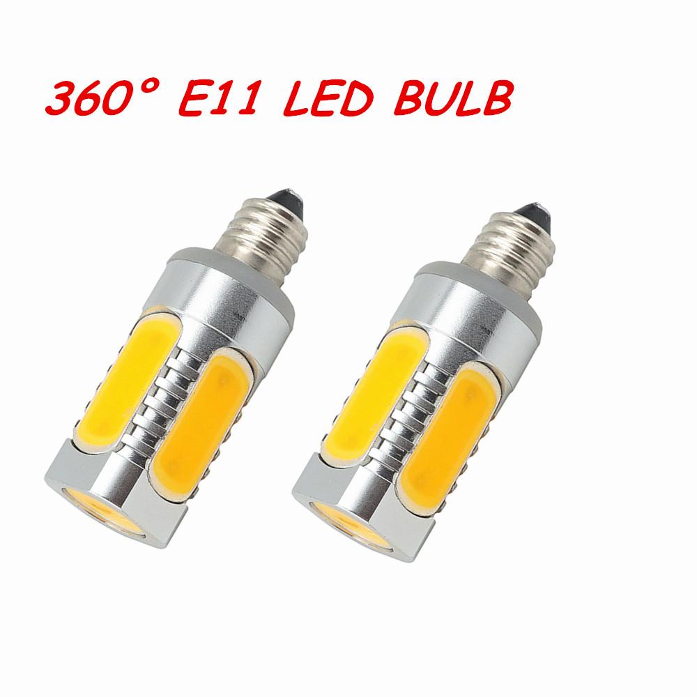 Aliexpress.com : Buy 5W AC85 265V E11 Base LED Light Bulb ...