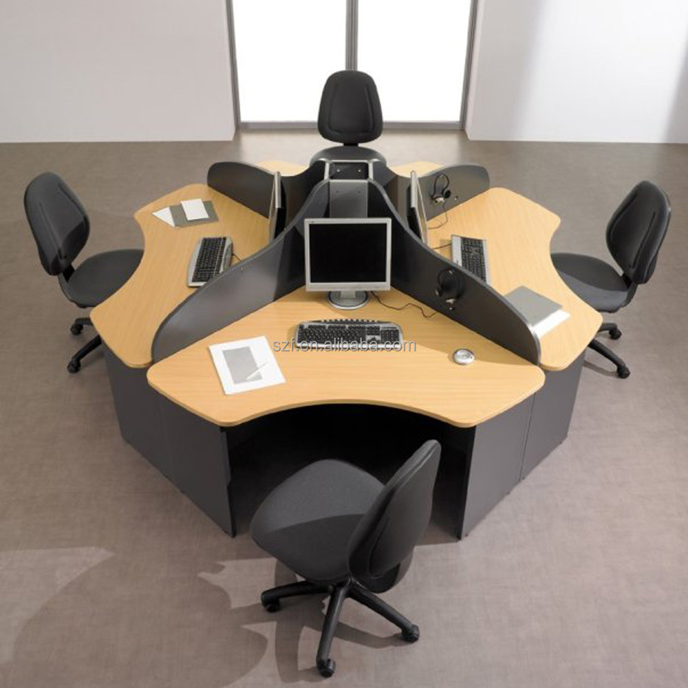 Cheap Pakistani Furniture Lahore Round Office Partition Work  Station(sz-wst641) - Buy Work Station,Cheap Office Partition,Round Office  Partition Product on Alibaba.com