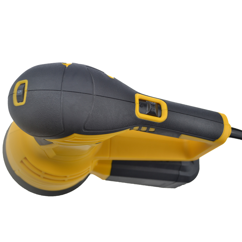 factory 460W portable hand held orbital vacuum sander for polishing AJ77