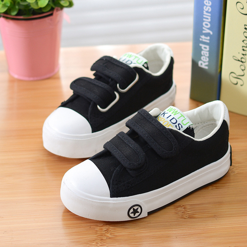 Solid Cool Kids Shoe Casual Canvas Shoes for Toddler/Children Free Ship Stansmith Summer Sneakers for Infant Boys/ Newborn Girls