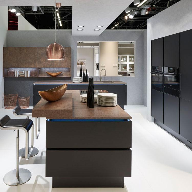 Konsep Baru Populer Desain Kabinet Dapur Modern Desain Dapur Modern Tanpa Pegangan Buy Lemari Dapur Tanpa Gagang Modern Desain Dapur Desain Kabinet Dapur Product On Alibaba Com