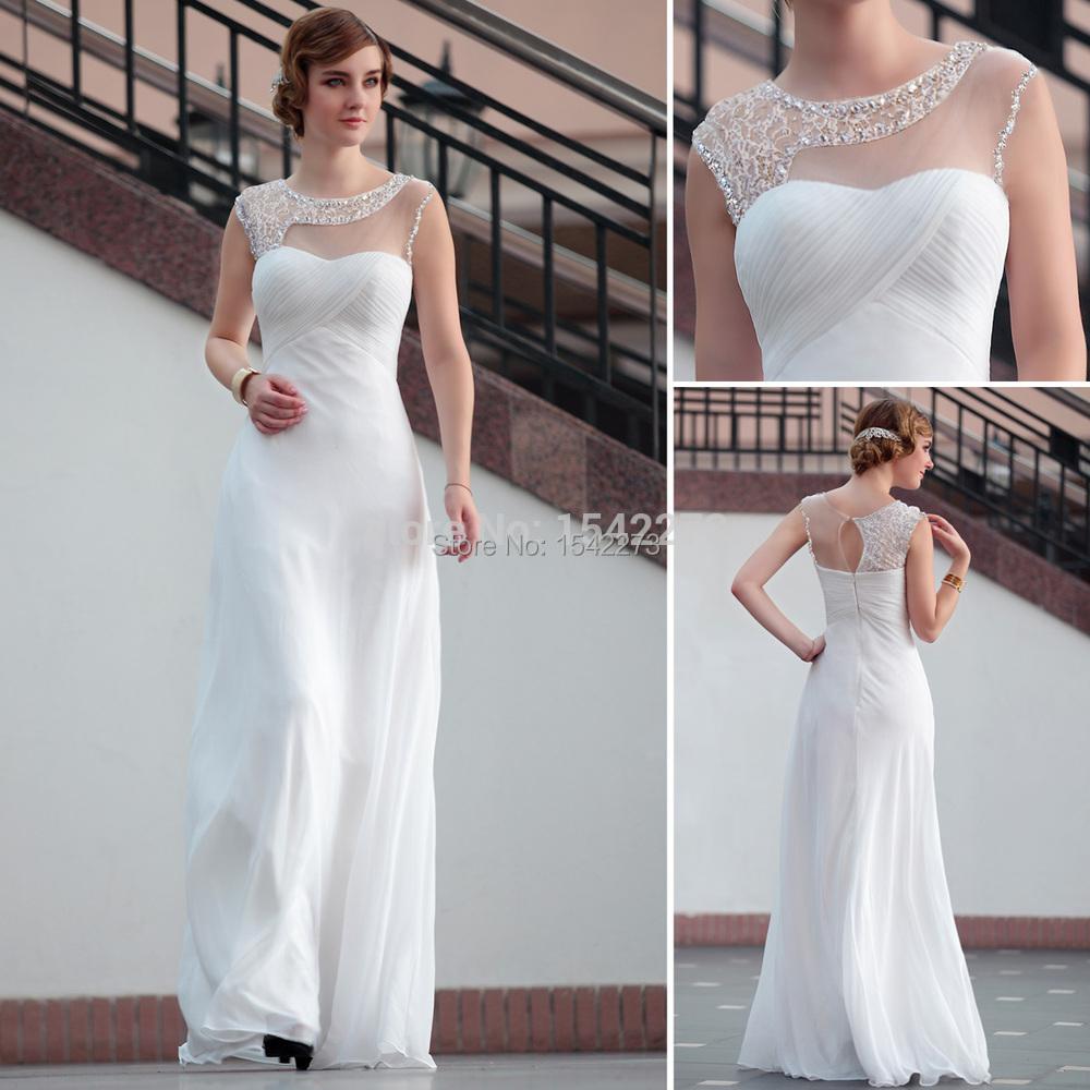 bd095a2ba Vestidos fiesta blancos baratos – Vestidos baratos