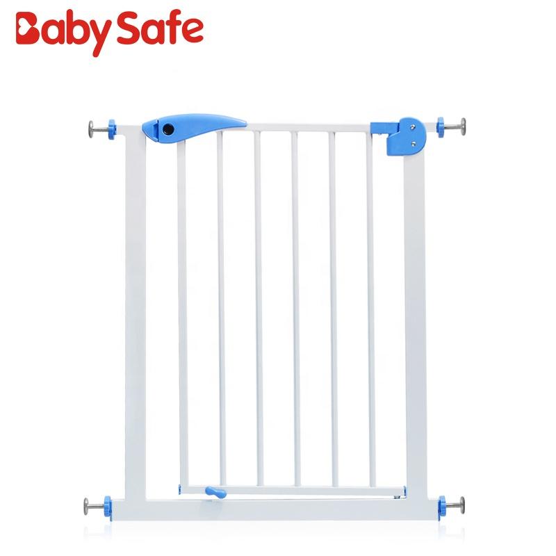 Babysafe легко открыть авто закрыть давление крепление Экстра широкие детские ворота