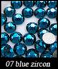 Blue Zircon