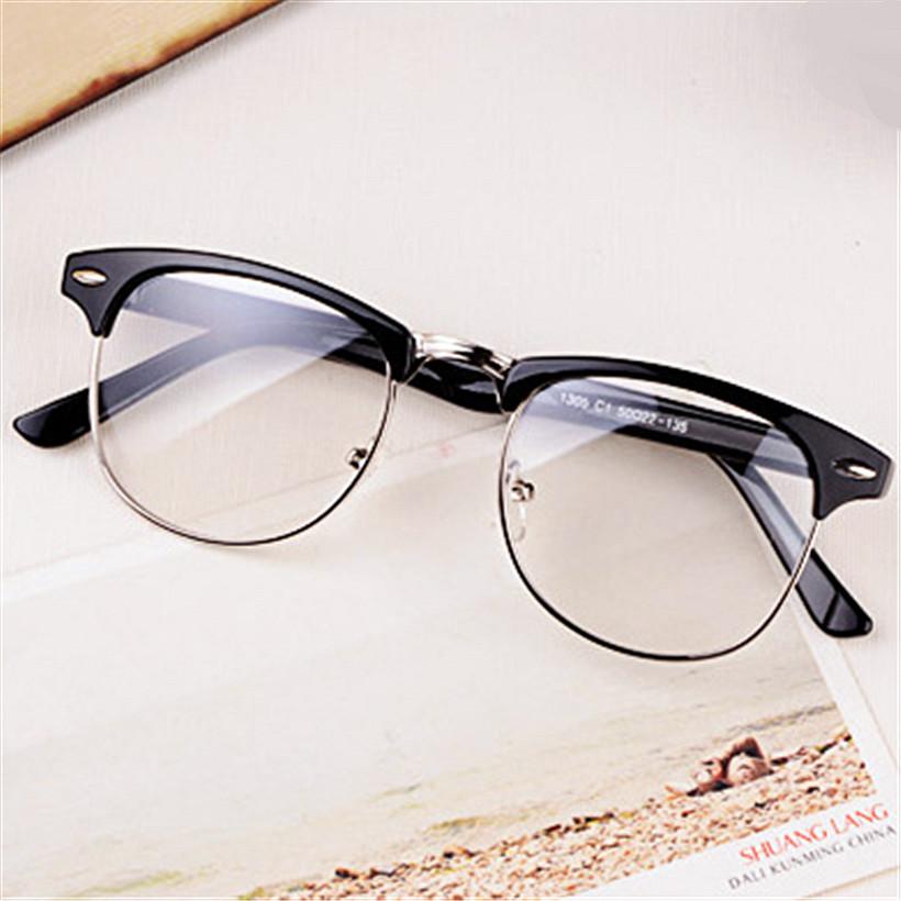 fab38ac43cb Clear Glasses Frames Trend