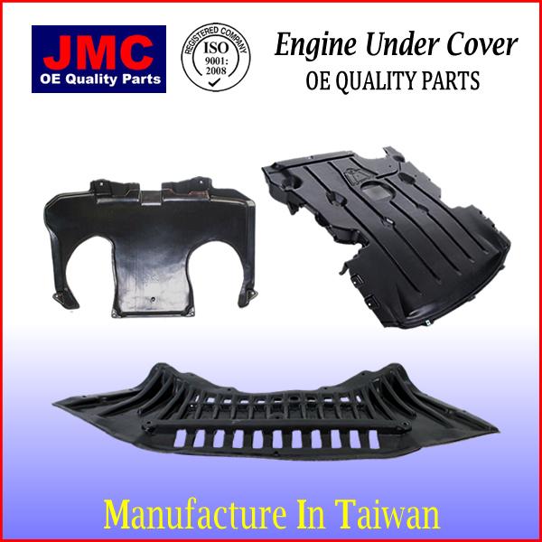 European Auto Car Parts Engine Under Cover Underfloor