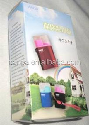 Лидер продаж 2016, пластиковый волшебный диспенсер для монет и салфеток
