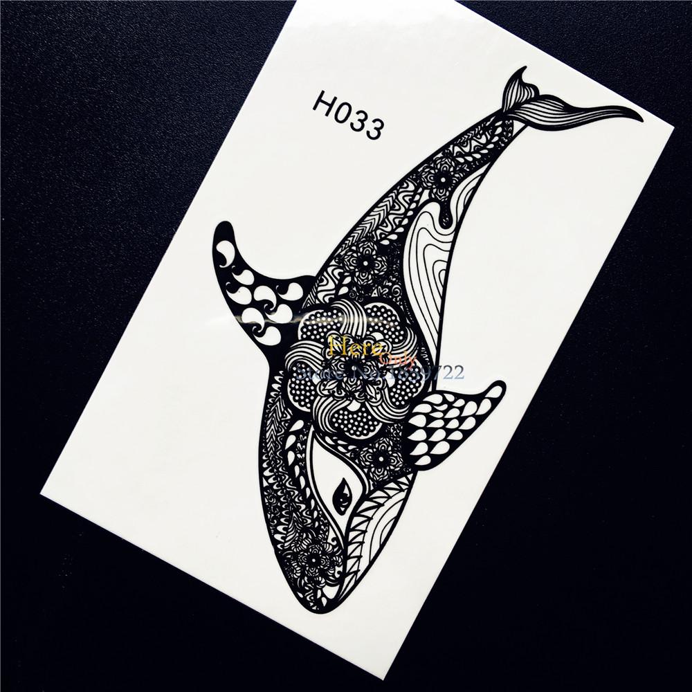 Dolphin Henna Tattoo: Popular Dolphin Temporary Tattoos-Buy Cheap Dolphin