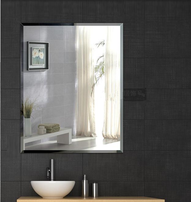 Simple And Cheap Design Beveled Edge Mirror Bathroom Wall Mirror Frameless Mirror 40x50 50x70 60x80 70x100 Cm Buy Beveled Edge Mirror Bathroom Wall Mirror Frameless Mirror Product On Alibaba Com