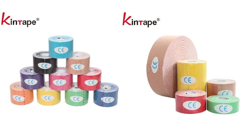 Индивидуальная кинезиологическая лента, антибактериальная кинезиологическая лента для физиотерапии для изменения положения суставов